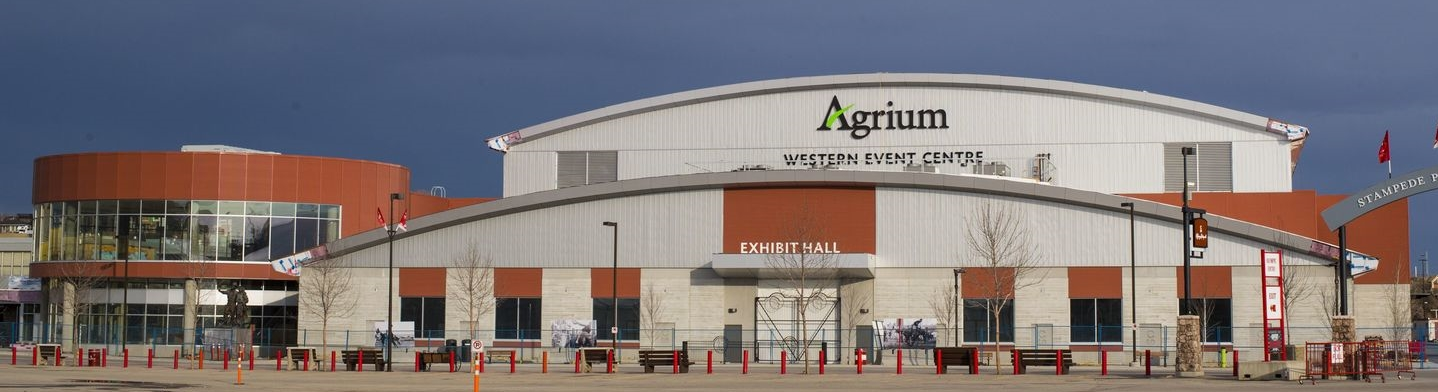Agrium Western Event Centre (photo credit: Calgary Stampede)