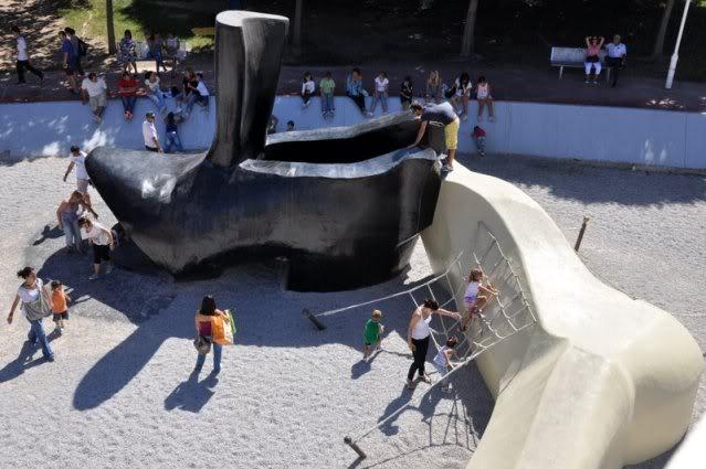 Parque Central shoe