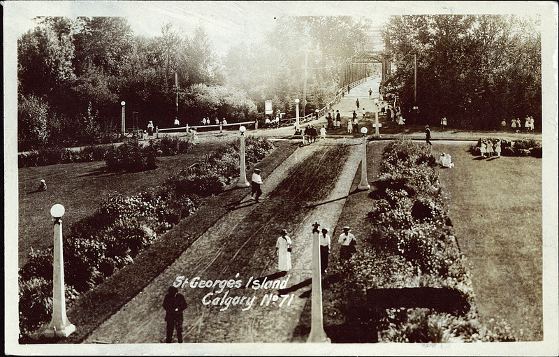 St Geroge's Island entrance
