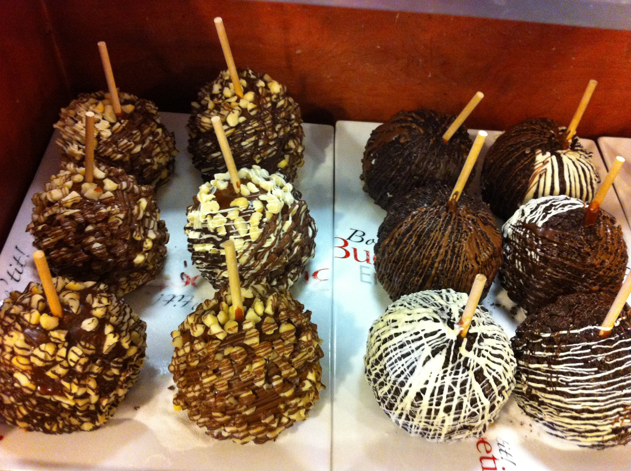 Candy apples anyone?