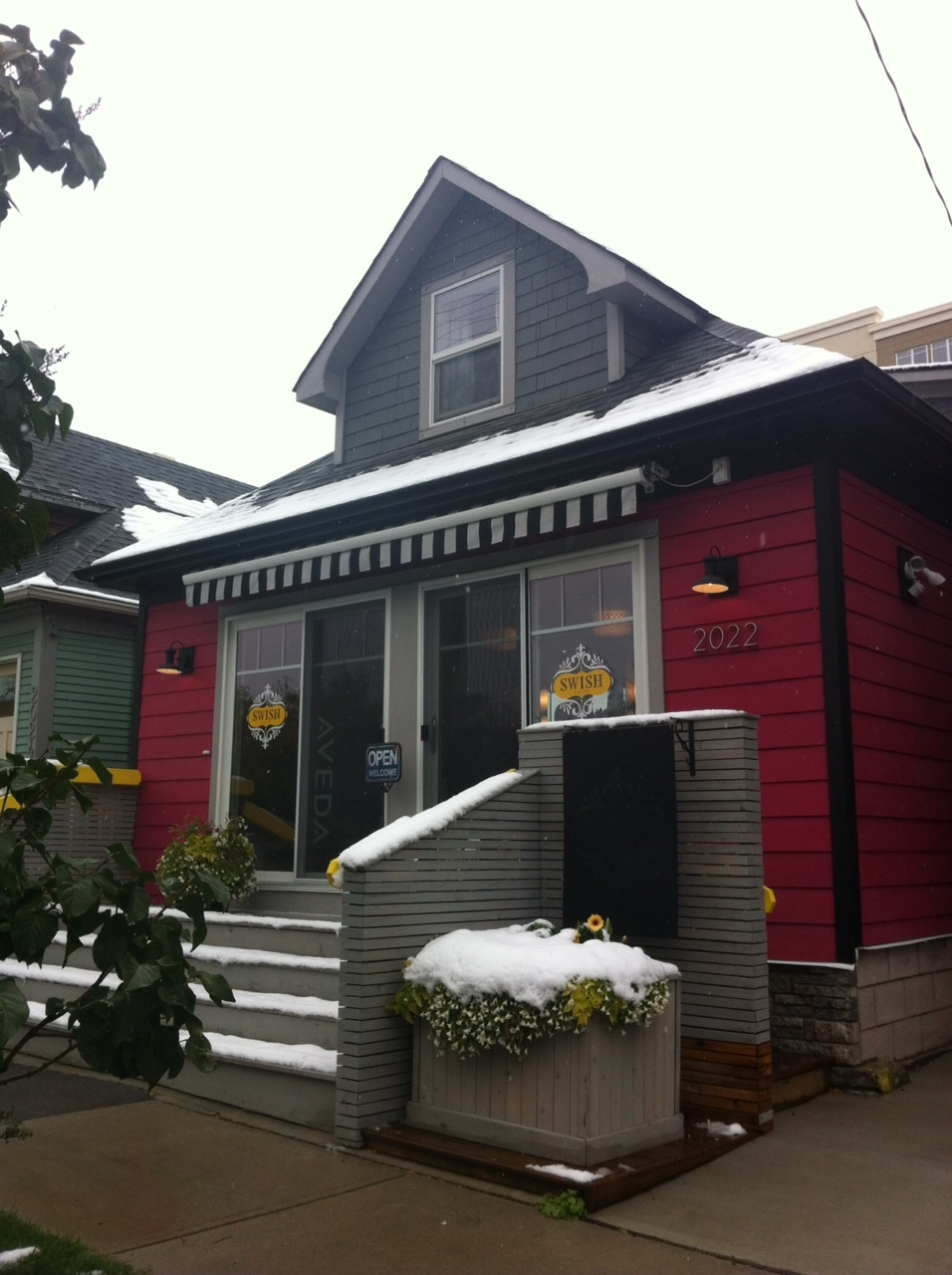 Cottage home in Marda Loop gets a new life as a business.