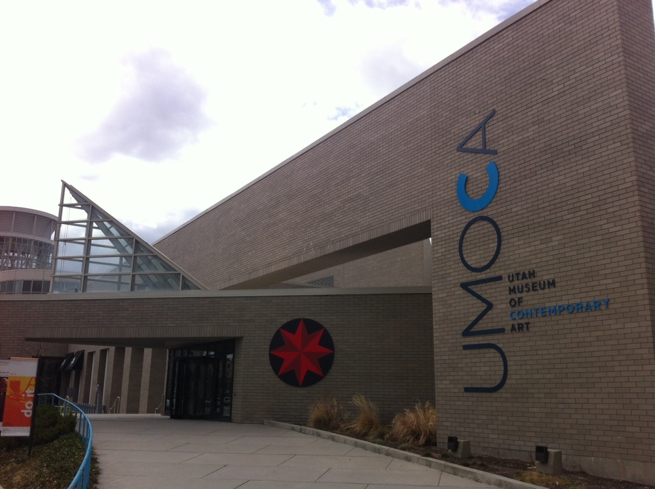 The Utah Museum of Contemporary Art is part of a major arts complex. Calgary's EPCOR Centre would be on par with SLC complex except for the art gallery component.