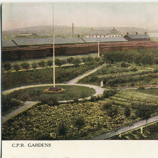 CPR gardens