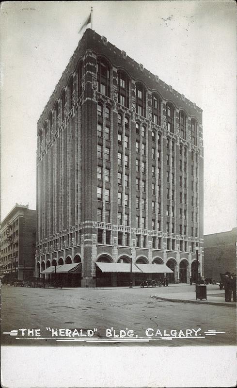 Herald building