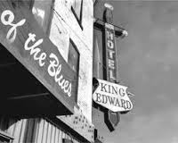East Village's King Eddy Hotel would not have been out of place in Memphis or Clarksdale. Iconic bluesman played at the Eddy for decades until its closure in 2004.  The building's bricks and footprint will be incorporated into the new National Music Centre.