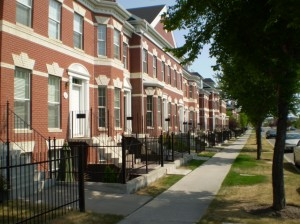 McKenzie Towne street.