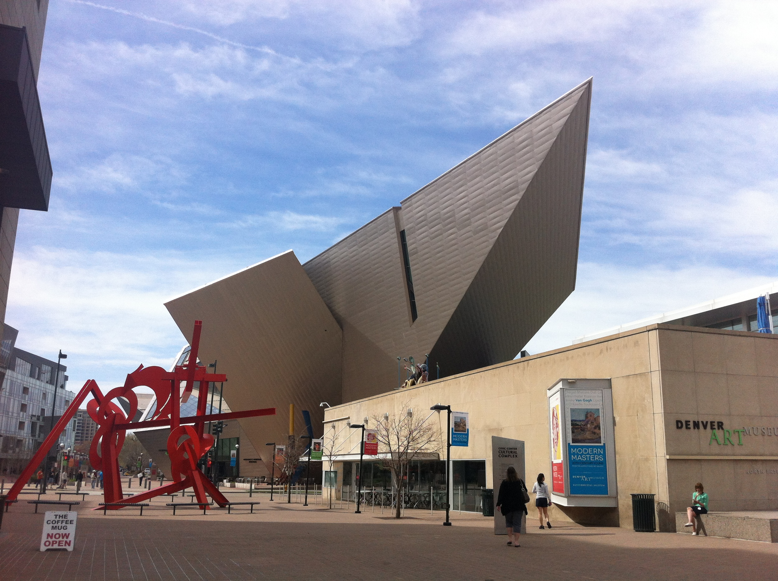 Libeskind's Denver Art Museum