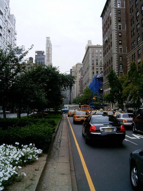 New York City's Park Avenue.