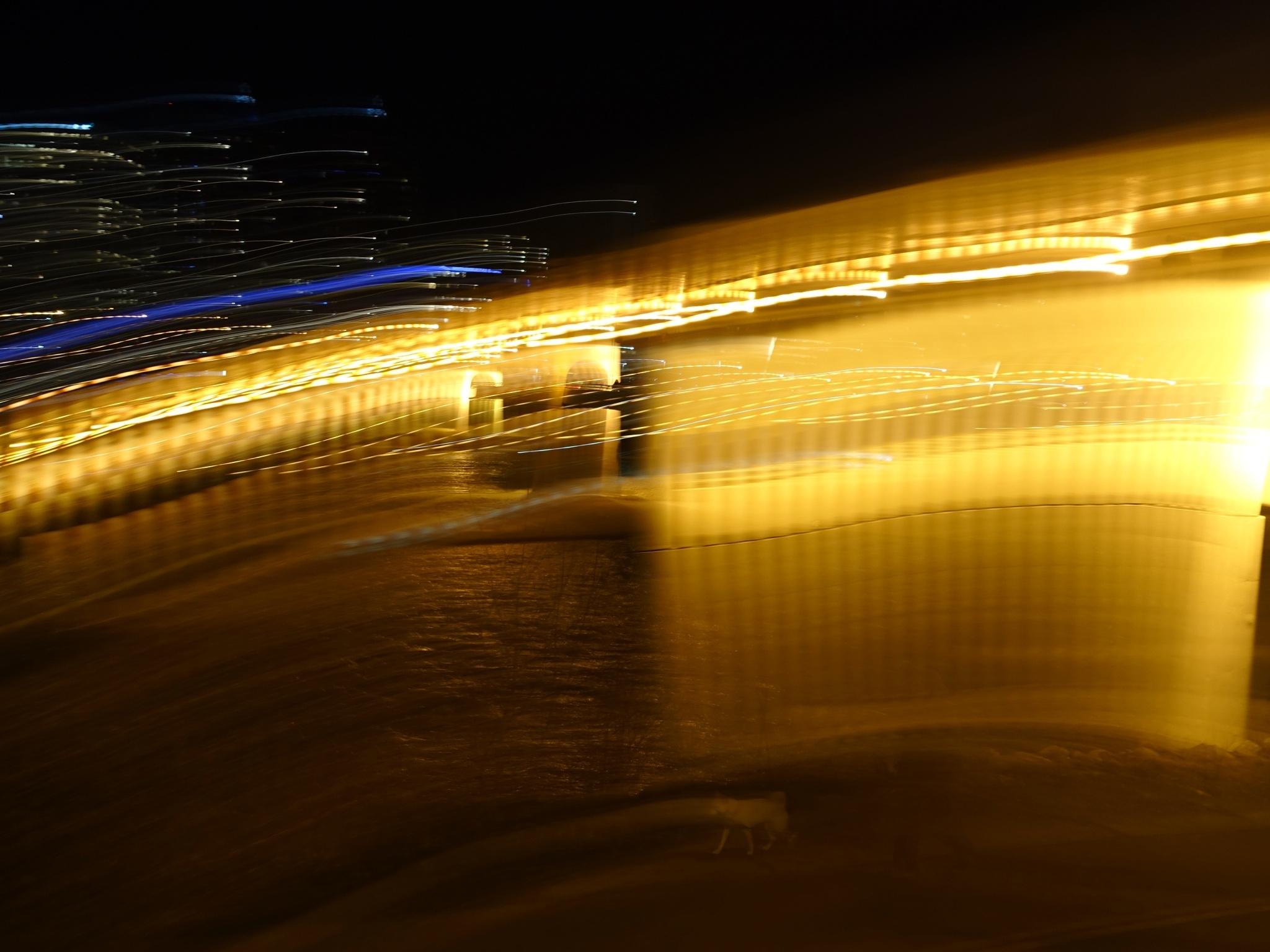 Downtown / Kensington LRT Bridge