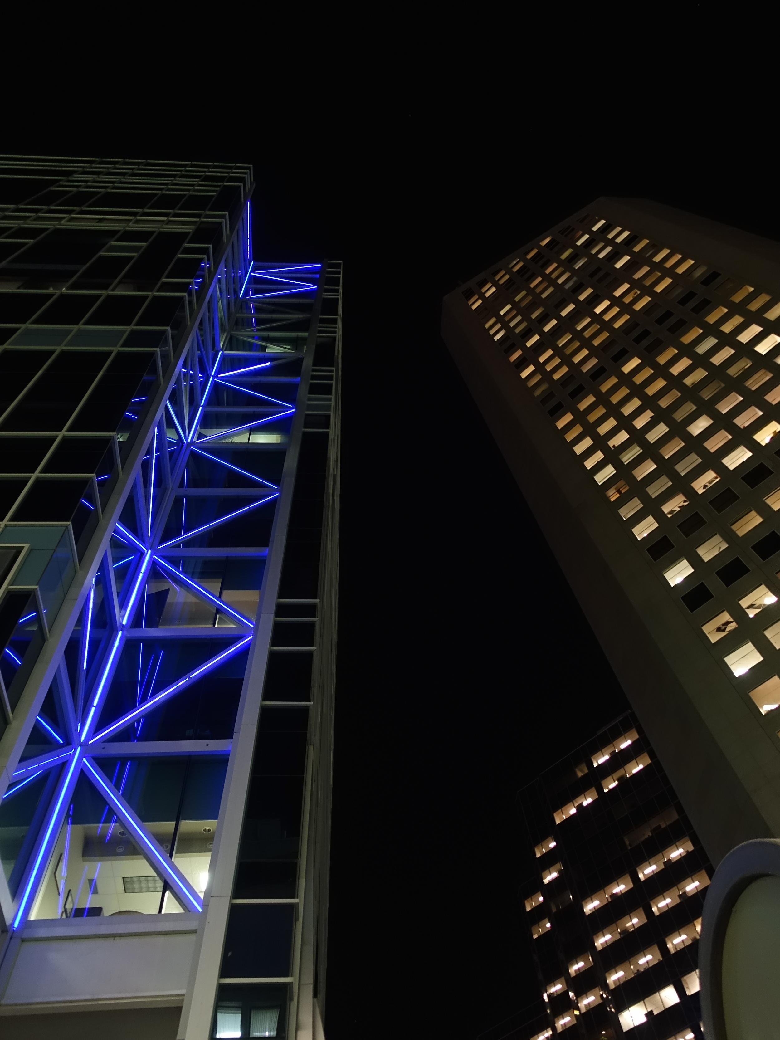 LED lighting Centrium Place