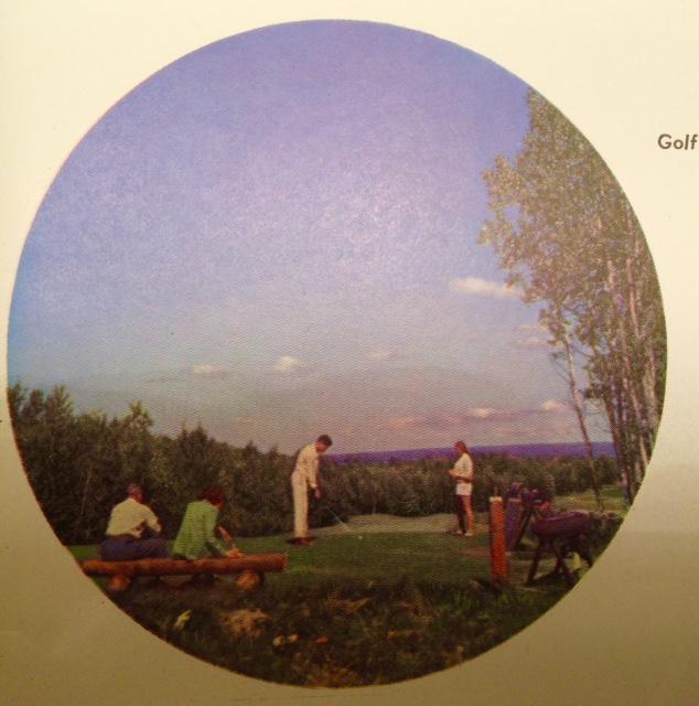 Golf at Prince Albert National Park