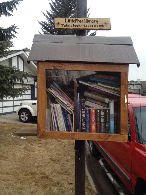 Free Little Library 2