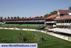 Spruce Meadows stadium