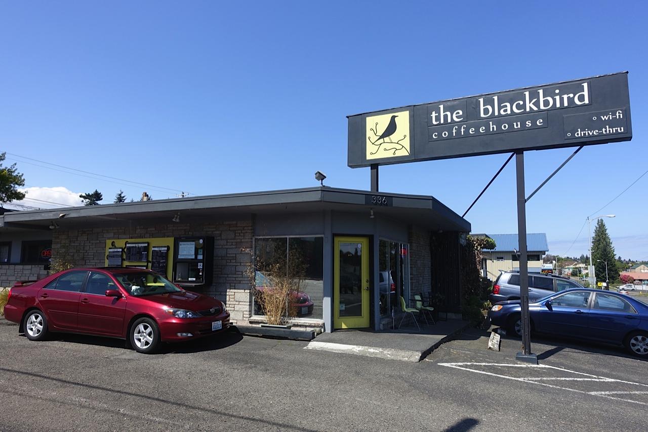 The Blackbird Coffee House