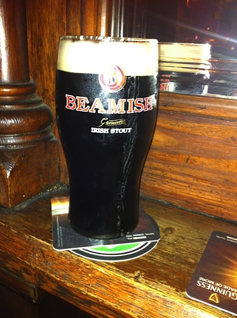 Beamish beer