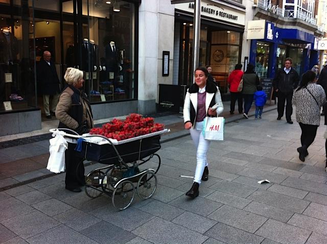 Dublin Pedestrian Mall
