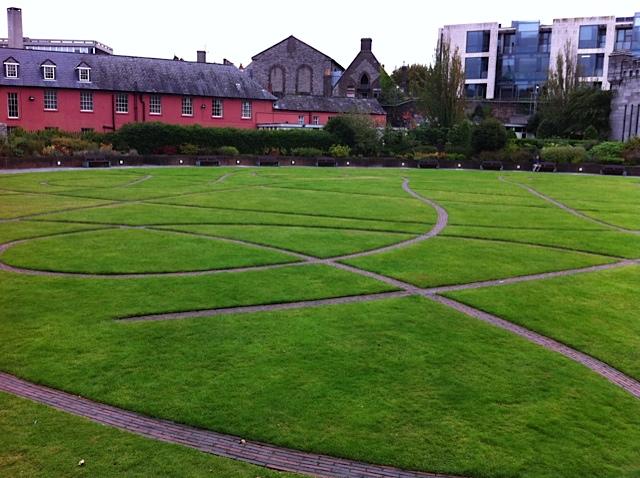 Dublin lawn