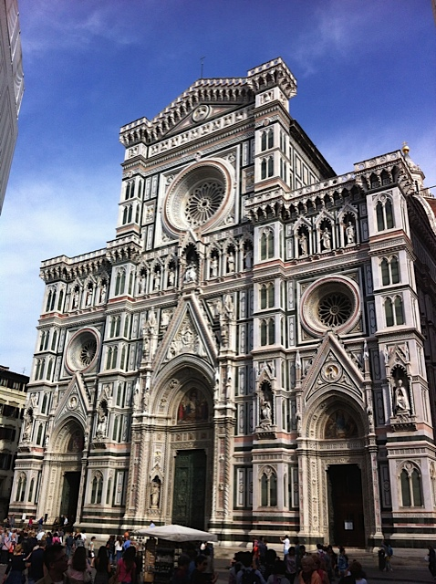 A Florence office building?