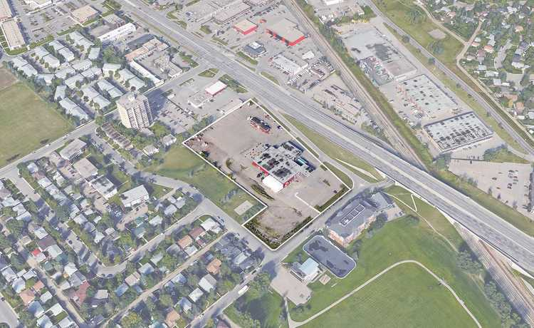 Market on Macleod site is perfectly located for urban densification.