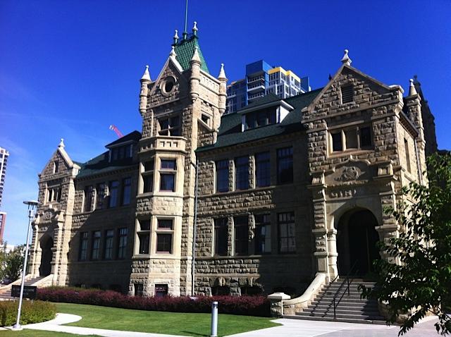 Calgary Collegiate, 1907