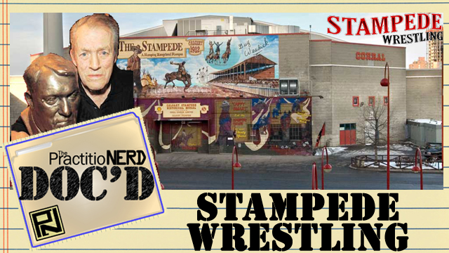 Stampede Wrestling poster