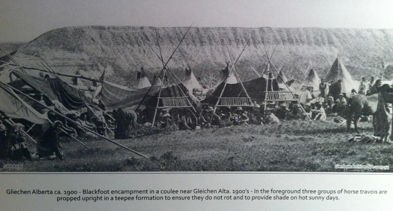 Gleichen encampment