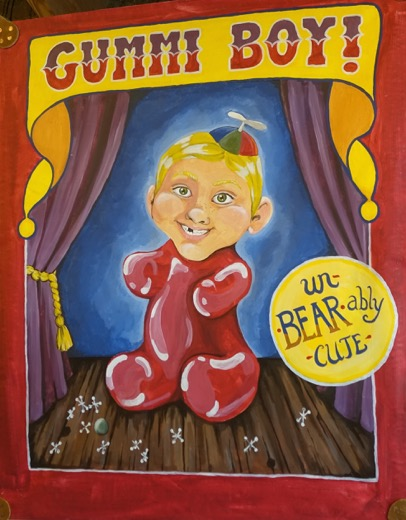 Doesn't every parent want to have a Gummi Boy!