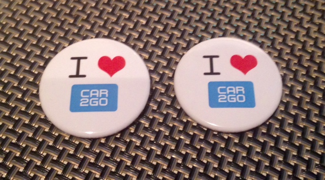 I love car2go