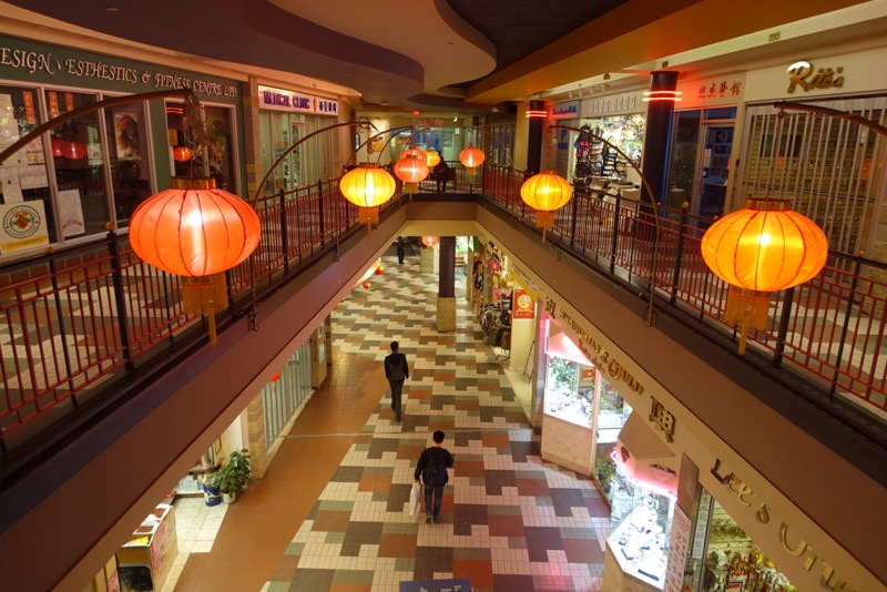 Dragon City Mall has been empty every time in have visited for over a decade.