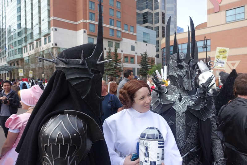 Parade of Wonder, Calgary Expo