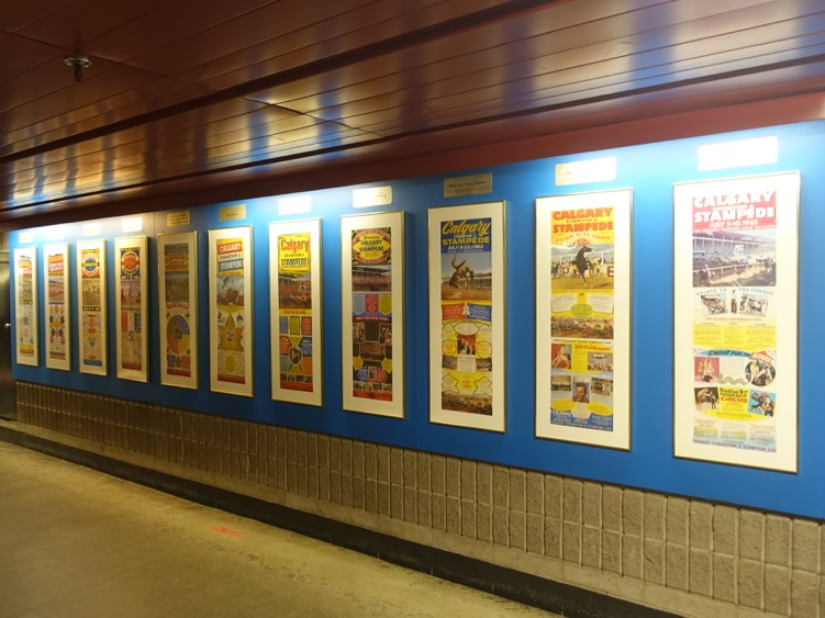 Calgary Stampede Parade of Posters