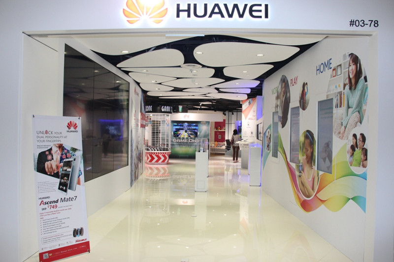 Huawei's retail arm had 35,000 of its own stores around the world at the end of May, up 116 per cent year on year. It has 11,000 stores in mainland China, 6500 stores across the rest of Asia, 6200 in Europe and 1500 in South America. This compares with   Apple  's 484 retail outlets in fewer than 20 countries.