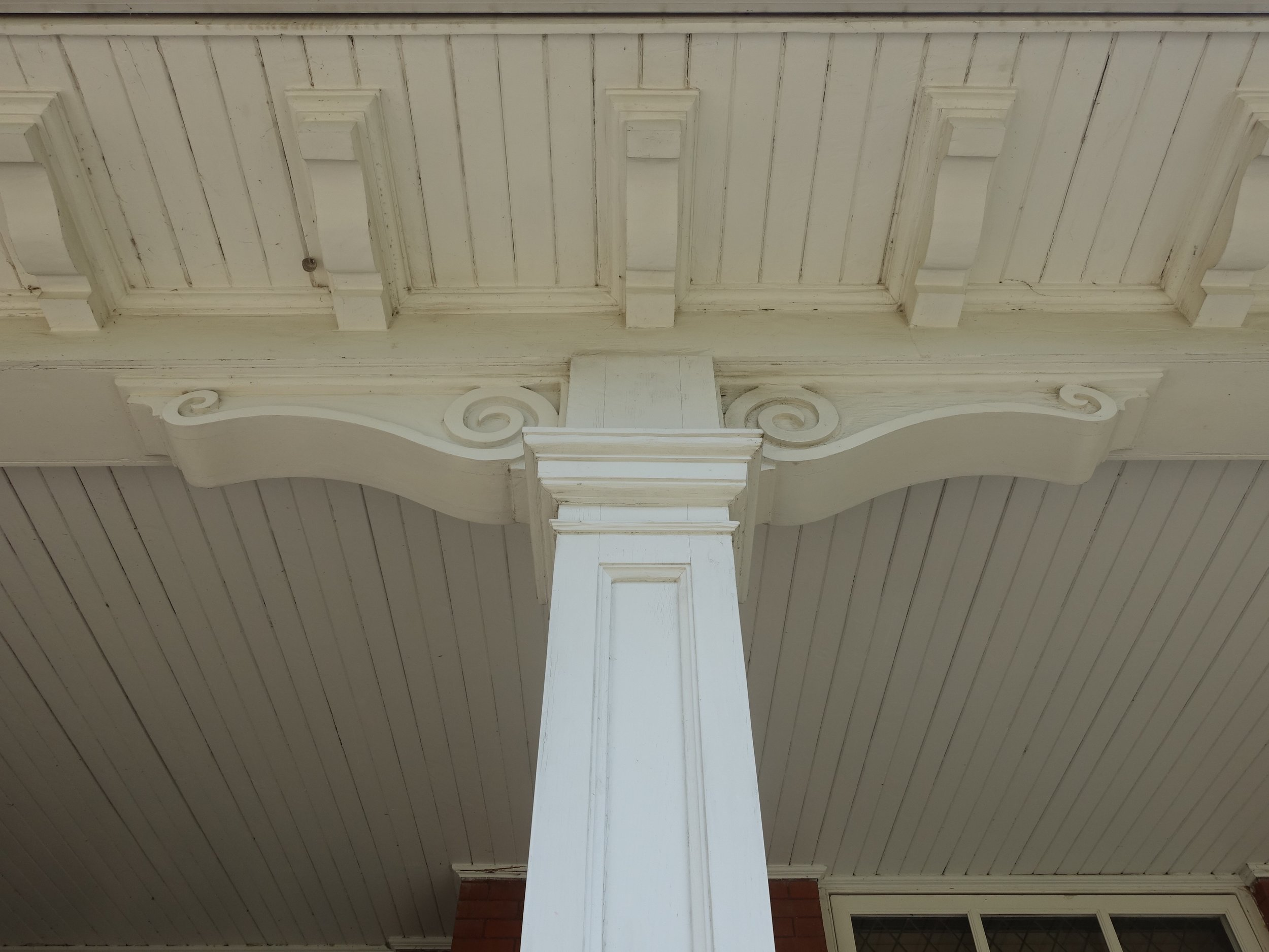 Heritage homes remind us of the importance of decorative details.