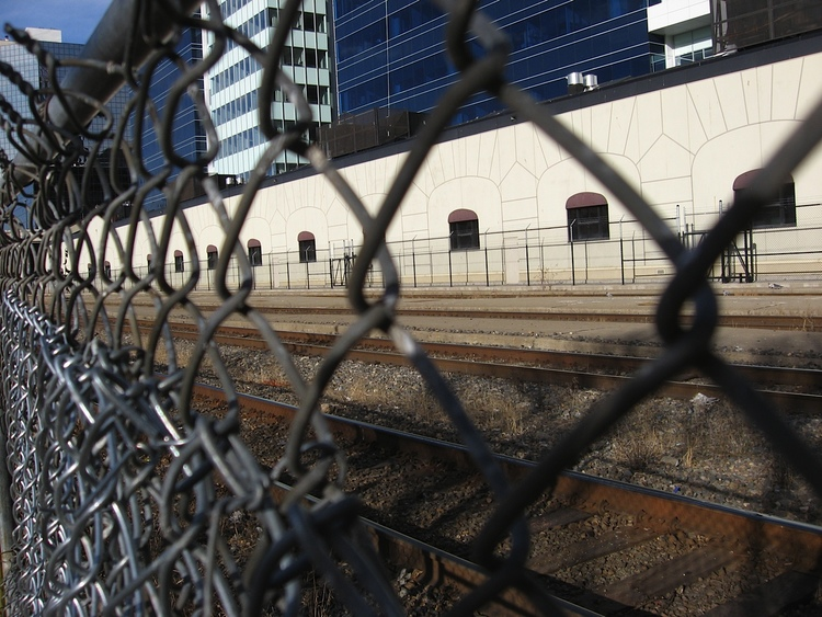 Today the railway tracks are a major barrier between the Beltline community where people live and play and downtown commercial core where they work.
