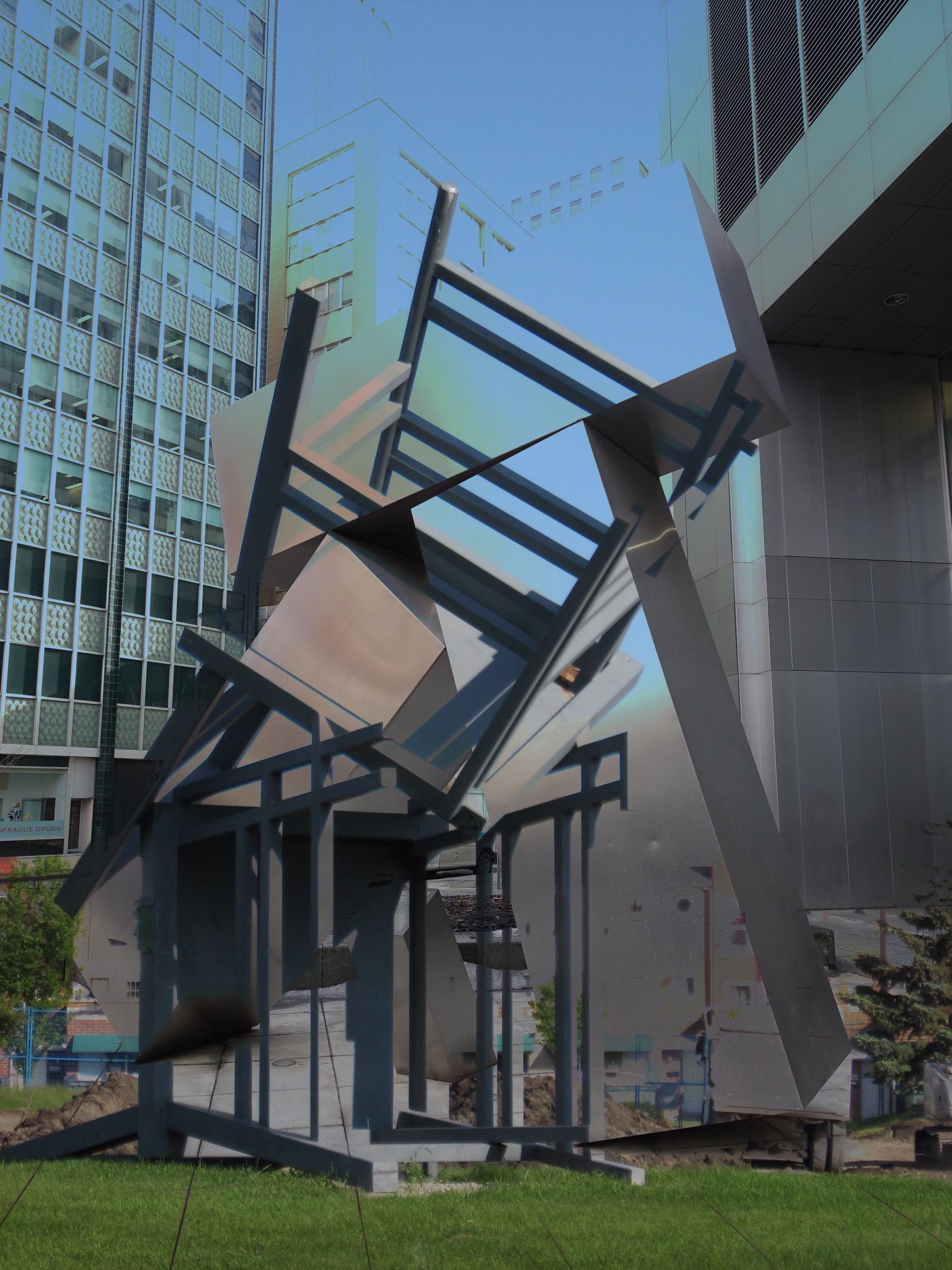 Chair Toss, Calgary