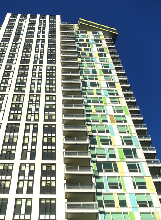 Over 30 new residential high-rise towers have sprouted up in Calgary's City Centre over the past decade.