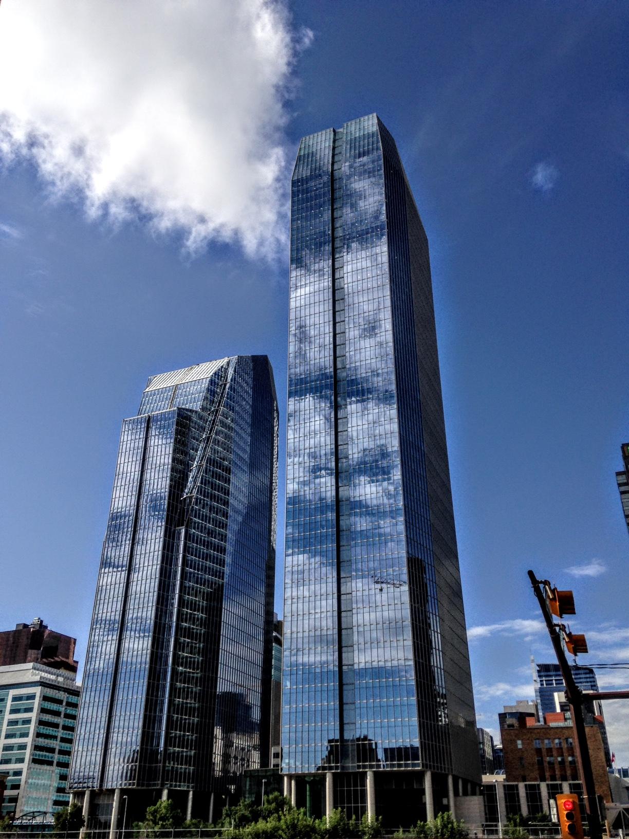 Eight Avenue Place, Calgary, Alberta, Pickard Chilton and Gibbs Gage Architects