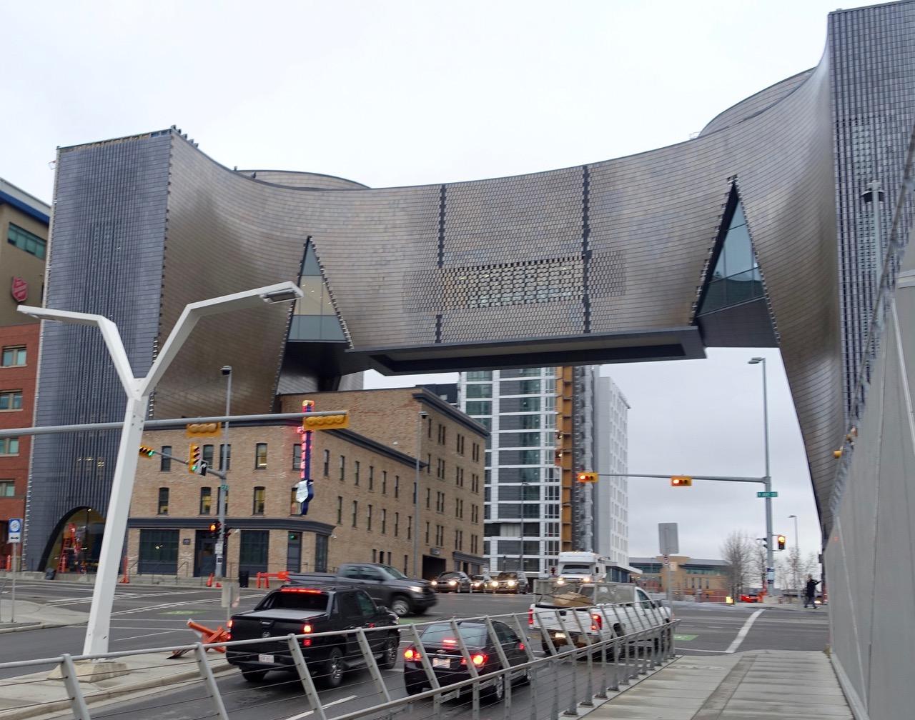 East Village's National Music Centre