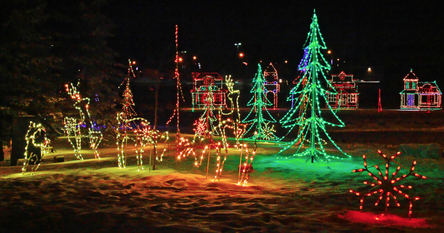 Airdrie's Festival of Lights