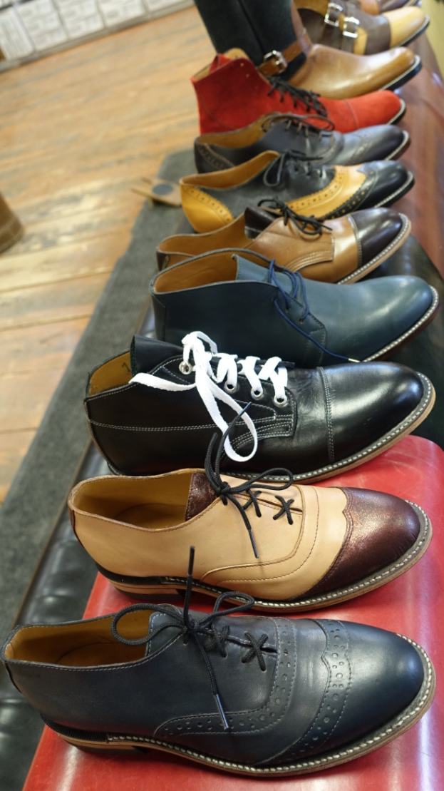 Alberta Boot Company shoes