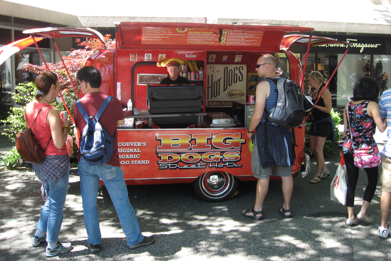 Vancouver was an early adopter of the food truck movement.
