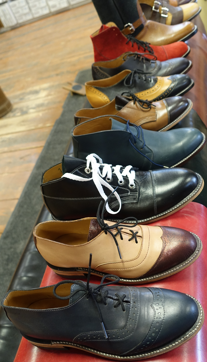 Alberta Boot's 2017 collection