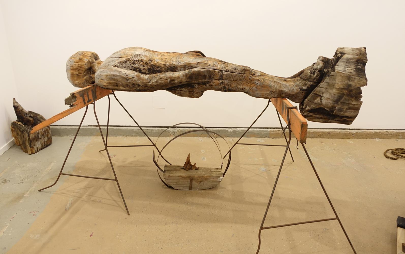 Jarvis Hall Gallery 's Peter von Tiesenahausen exhibition