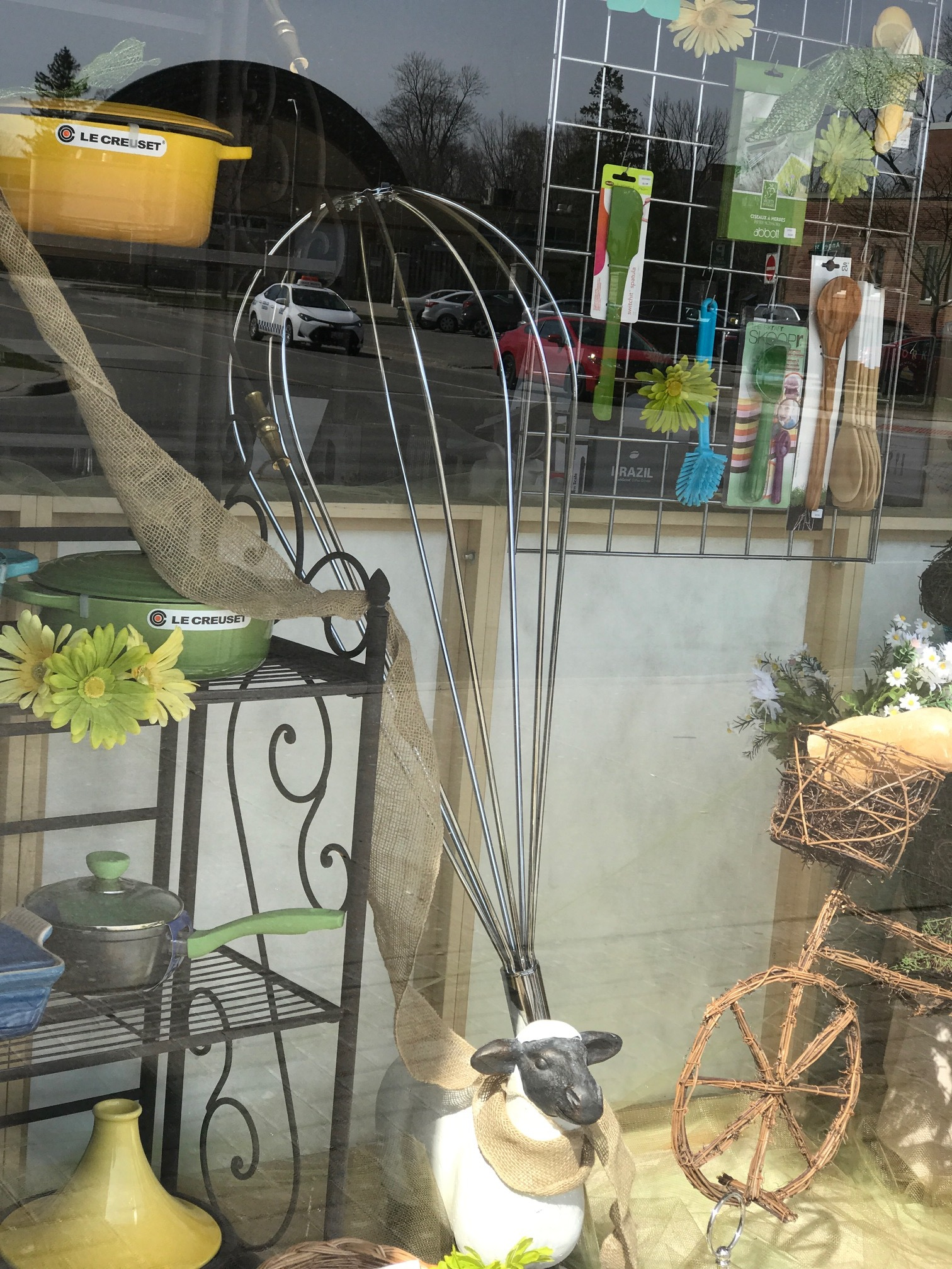 Another whimsical window.