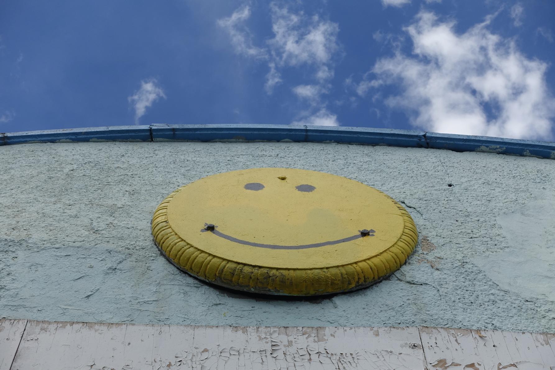 uplifting. smiling.
