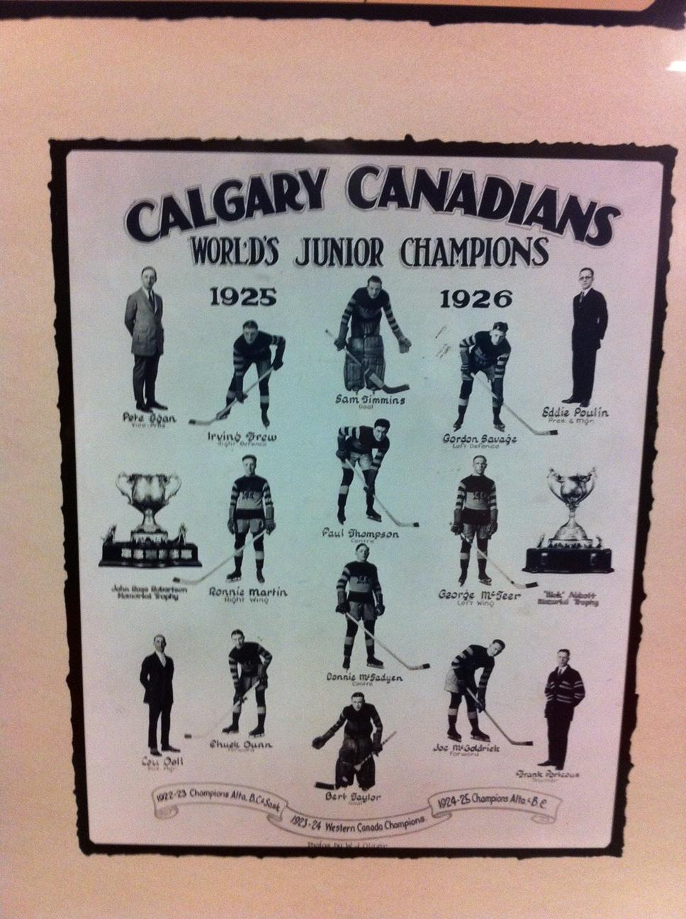 Calgary Canadians?????