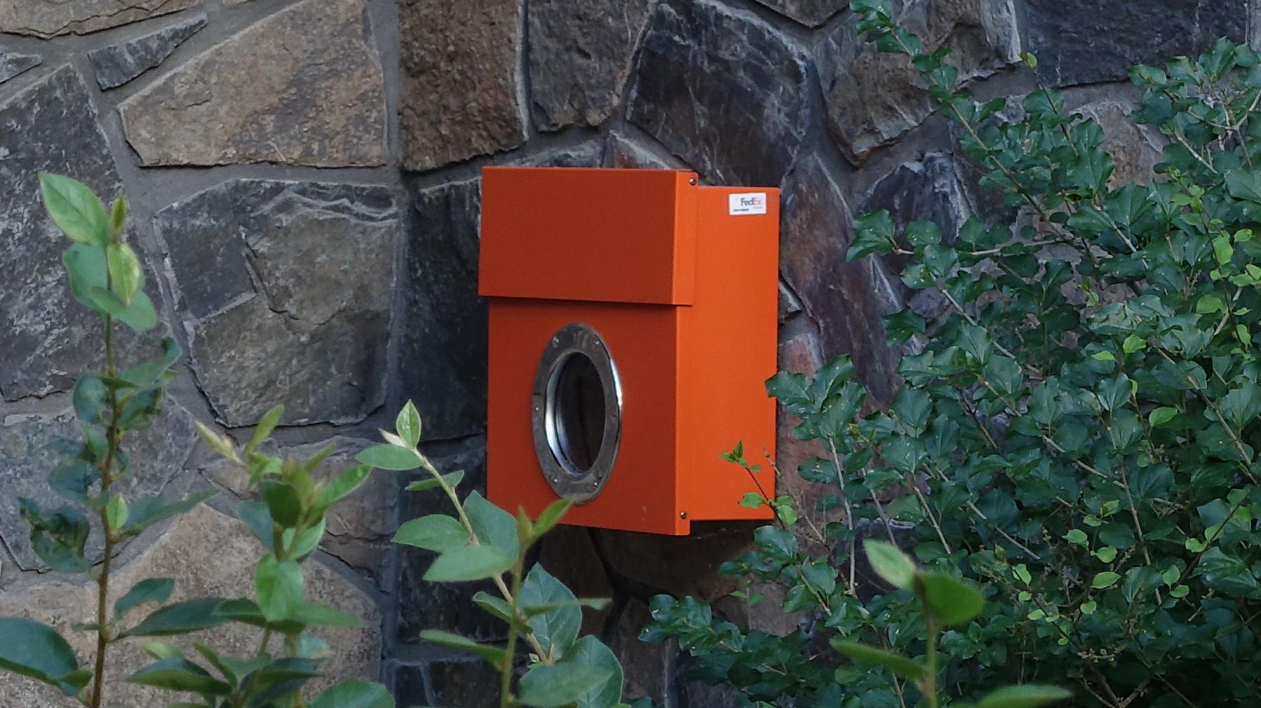 Designer mail boxes?