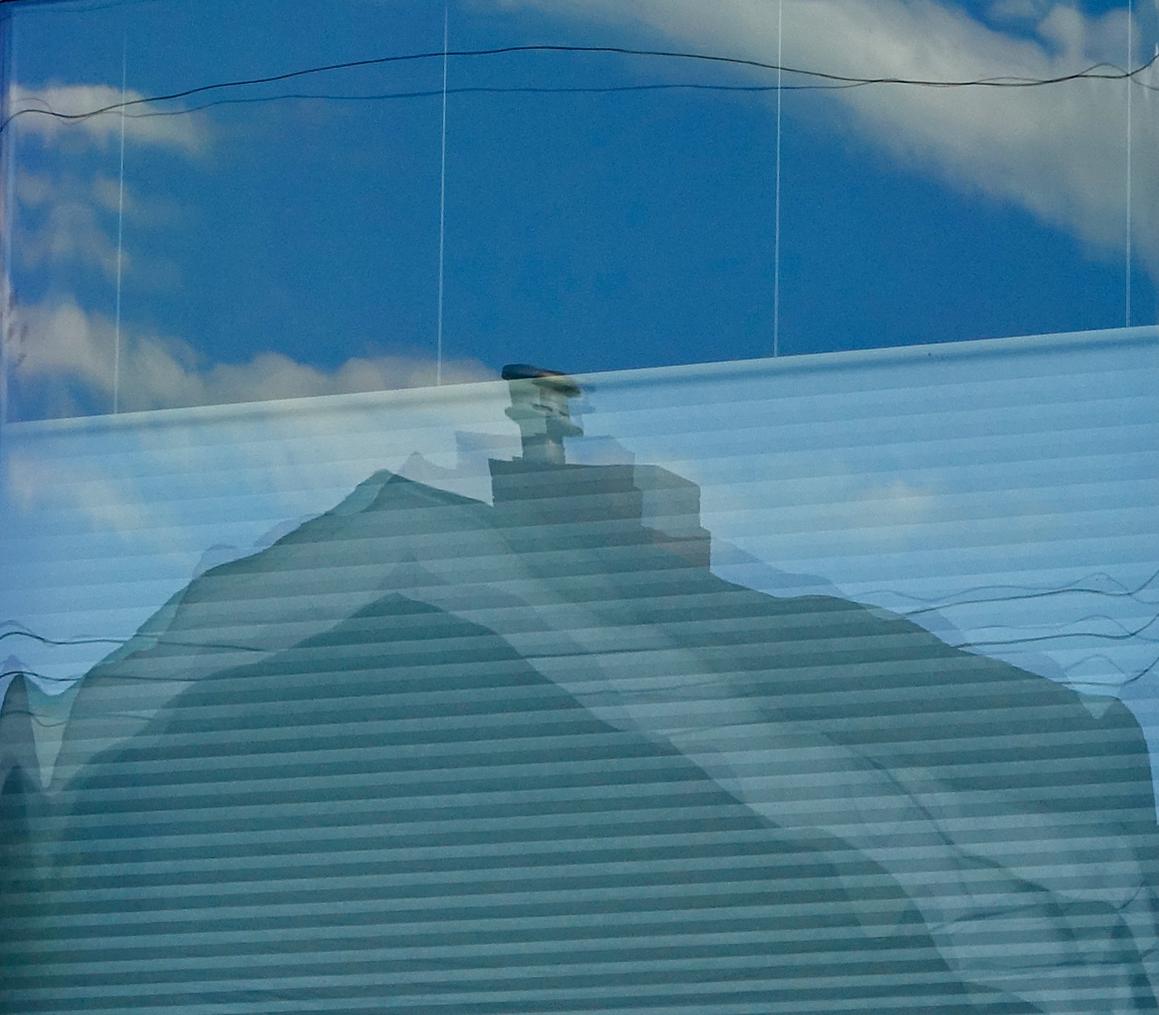 Window Reflection I