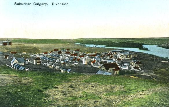 It is hard to believe this was Riverside 100+ years ago.