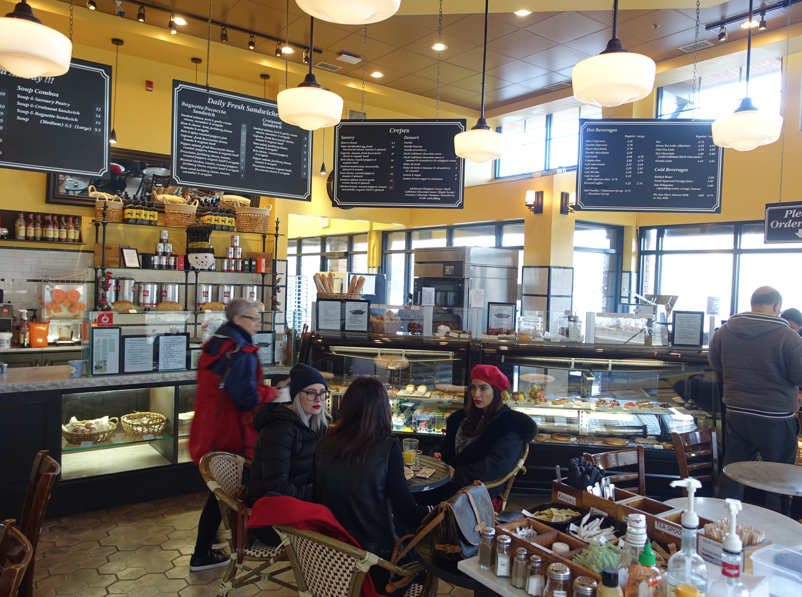Mission's La Boulanderie Bakery Cafe offers a little bit of Paris in Calgary.
